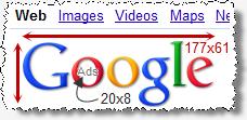 Google's tiny 'Ads' label