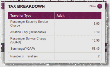 Airline Mischaracterization Of Fuel Surcharges Qatar Airways - What is fuel surcharge