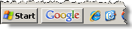 This 'Google' button was added to my Taskbar without any notice or consent whatsoever -- highly unusual for a toolbar or any other software download.