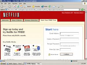 Look2me, MyGeek (AdOn Network), Tcshoppingdeals, Apluswebdeals, LinkShare Claiming Commissions on Netflix's Organic Traffic