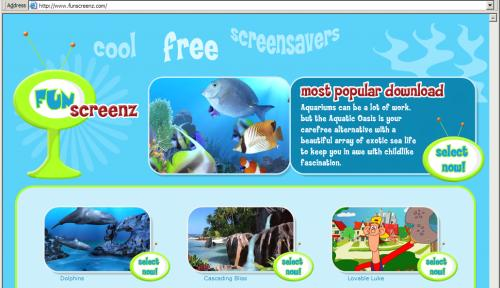 """Funscreenz installation page"