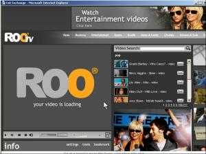 WebBuying Promoting Roo TV