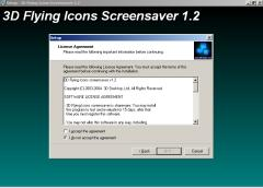 3D Screensaver installs SAHS, although the SAHS license does not disclose inclusion of SAHS